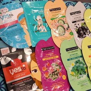 3/$20 10 Face Masks - Multiple Brands